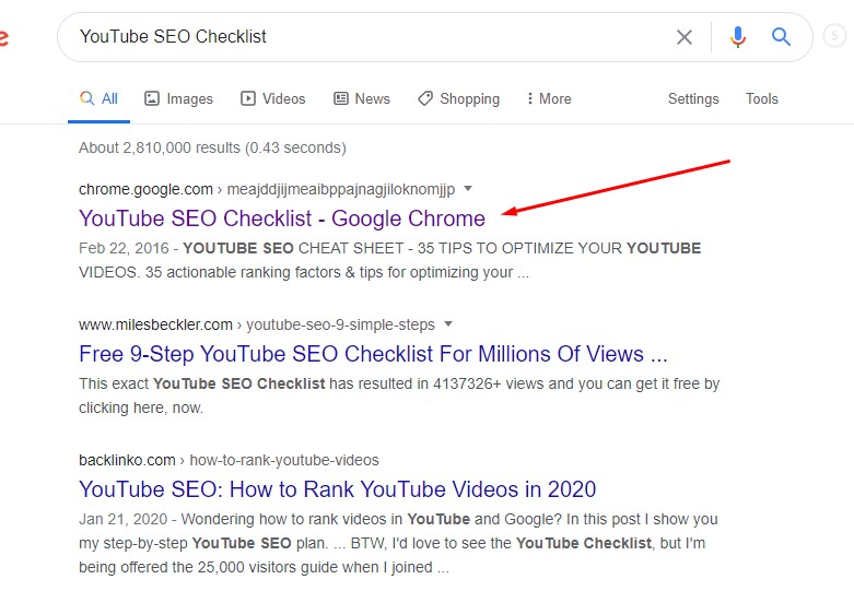 youtube-seo-checklist-rankings-1